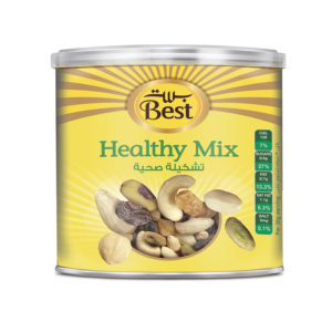 BEST HEALTHY MIXCAN250 GM