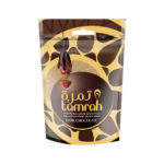 TAMRAH DATE WITH ALMOND COVERED WITH MILK CHOCOLATE BAG 250 GM