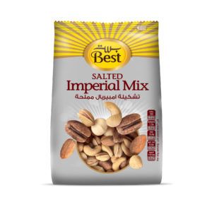 BEST IMPERIAL MIX BAG375 GM