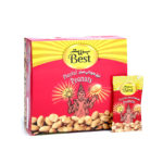 BEST ROASTED AND SALTED CASHEWCAN110 GM
