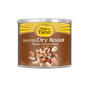 BEST DRY ROAST MIX CAN 110 GM