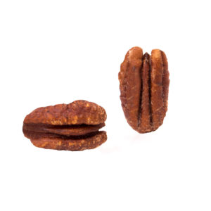 BEST ROASTED AND SALTED JUMBO PECAN CAN 110 GM