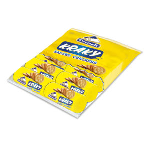 DEEMAH SALTED BISCUIT TRAY 42 GM(12 PCS )