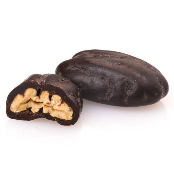 PEKANZ PECAN COATED WITH DARK CHOCOLATE BOX 50GM