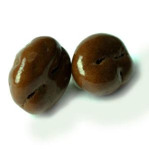 COFFEE BEAN COATED WITH MILK CHOCOLATE