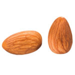 RAW ALMOND BLANCHED WHOLE