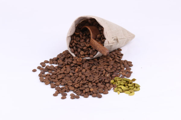 TURKISH COFFEE - EXTRA 100% LIGHTWITH CARDAMOM
