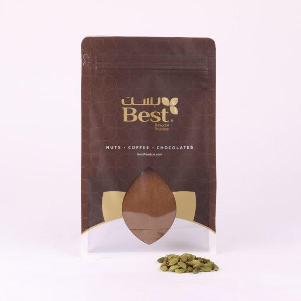 TURKISH COFFEE - BEST SPECIAL 50% LIGHT 50% DARK WITH CARDAMOM
