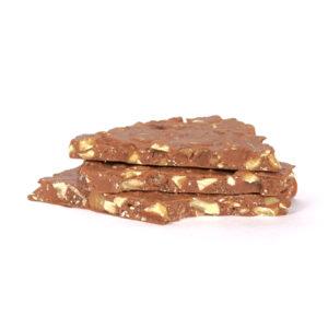 MARABOO CRACKLE MILK CHOCOLATE WITH ALMOND