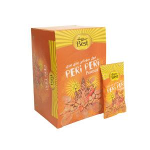 BEST PERI PERI FLAVOR PEANUTS BOX 13 GM (30 PCS)